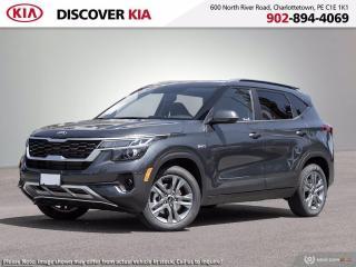 New 2021 Kia Seltos LX for sale in Charlottetown, PE