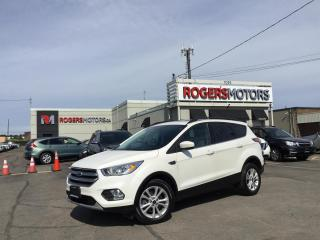 Used 2017 Ford Escape 2.99% Financing - SE - NAVI - PANO ROOF - REVERSE CAM for sale in Oakville, ON