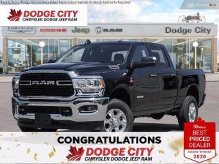 New 2020 RAM 2500 Big Horn for sale in Saskatoon, SK