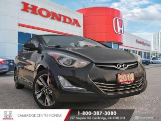 Used 2015 Hyundai Elantra Limited for sale in Cambridge, ON
