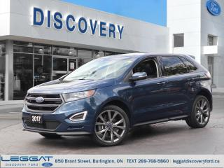 Used 2017 Ford Edge SPORT for sale in Burlington, ON