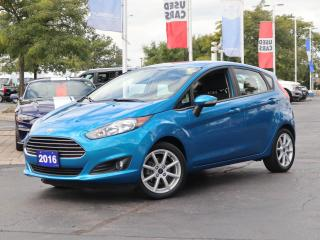 Used 2016 Ford Fiesta (5) SE for sale in Burlington, ON