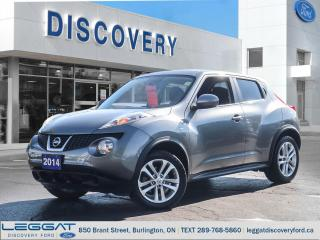 Used 2014 Nissan Juke SV AWD CVT for sale in Burlington, ON