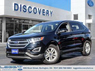Used 2016 Ford Edge SEL - FWD for sale in Burlington, ON