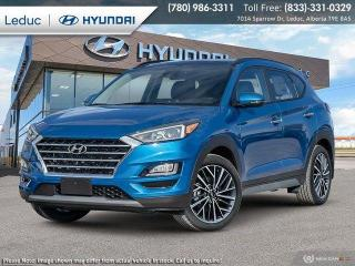 New 2020 Hyundai Tucson Luxury for sale in Leduc, AB