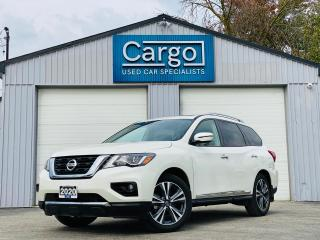Used 2020 Nissan Pathfinder SL PLATINUM for sale in Stratford, ON