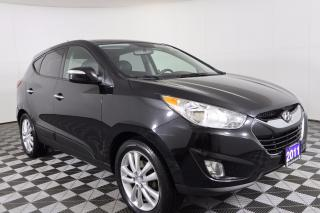 Used 2011 Hyundai Tucson Limited AWD, LIMITED, LEATHER, DUEL-MOONROOFS for sale in Huntsville, ON