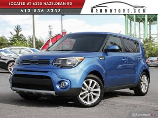Used 2019 Kia Soul EX BLUETOOTH | REVERSE CAM | HEATED SEATS | POWER OPTIONS for sale in Stittsville, ON