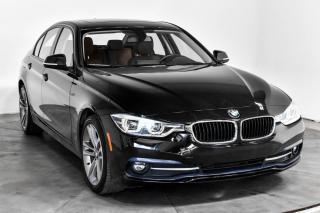 Used 2017 BMW 3 Series 320XI SPORTSLINE CUIR TOIT NAV for sale in Île-Perrot, QC