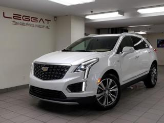 New 2021 Cadillac XT5 Premium Luxury - Navigation for sale in Burlington, ON