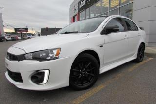 Used 2017 Mitsubishi Lancer Mitsubishi Lancer SE EDITION ANNIVERSAIR for sale in Montmagny, QC