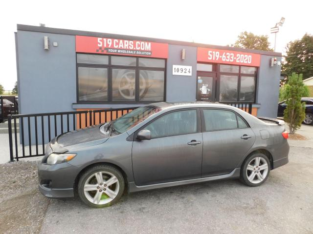 2010 Toyota Corolla XRS | Sunroof | Winter Tires and Rims