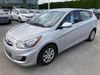 Used 2013 Hyundai Accent Voiture à hayon, 5 p boîte auto GL *Disp for sale in Joliette, QC
