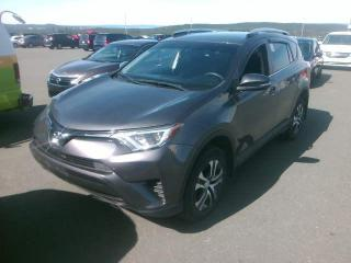 Used 2016 Toyota RAV4 LE AWD A/C GROS ECRAN for sale in Île-Perrot, QC