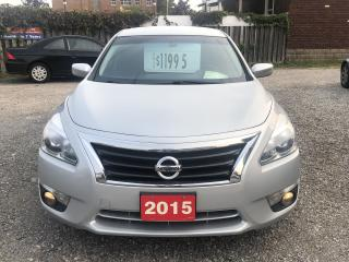 Used 2015 Nissan Altima 2.5 S for sale in Hamilton, ON