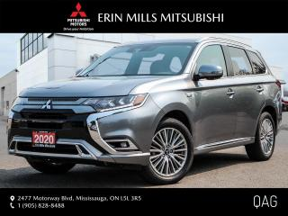Used 2020 Mitsubishi Outlander Phev GT S-AWC for sale in Mississauga, ON