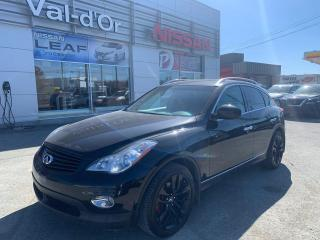 Used 2015 Infiniti QX50 JOURNEY *** TOIT OUVRANT + CUIR + MAGS ****** TOIT OUVRANT + CUIR + MAGS ****** for sale in Val-d'Or, QC