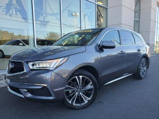 Used 2020 Acura MDX Tech SH-AWD TOIT CUIR for sale in Ste-Agathe-des-Monts, QC