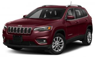 Used 2020 Jeep Cherokee Trailhawk for sale in Barrie, ON
