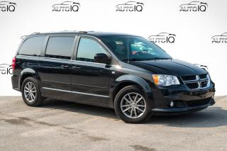Used 2014 Dodge Grand Caravan SE/SXT Power Doors | Power Lift Gate | NAV | DVD for sale in Barrie, ON