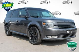 Used 2018 Ford Flex Limited VERY CLEAN LOW MILEAGE CAR for sale in Innisfil, ON
