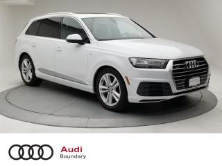 Used 2017 Audi Q7 3.0T Technik quattro 8sp Tiptronic for sale in Burnaby, BC