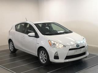 Used 2012 Toyota Prius c Tech for sale in Port Moody, BC