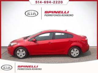 Used 2015 Kia Forte LX BAS MILEAGE for sale in Montréal, QC