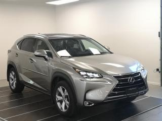 Used 2015 Lexus NX 200t 6A for sale in Port Moody, BC