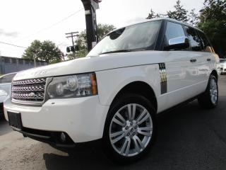 Used 2010 Land Rover Range Rover HSE|NAVIGATION|LEATHER|164KMS|AWD|FULL SIZE !!! for sale in Burlington, ON