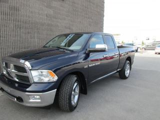 Used 2012 RAM 1500 Cabine quad 4RM, 140,5 po Big Horn for sale in Gatineau, QC
