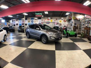 Used 2016 Hyundai Santa Fe Sport LUXURY AWD AUT0 LEATHER SUNROOF H/SEATS CAMERA 129K for sale in North York, ON