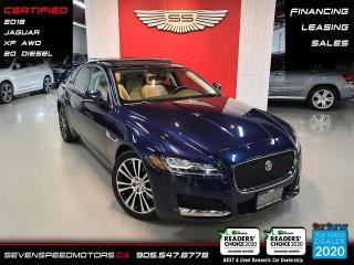Used 2018 Jaguar XF for sale in Oakville, ON