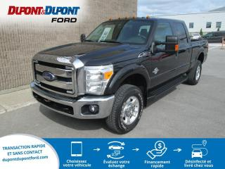 Used 2015 Ford F-250 4 RM, Cabine multiplaces 156 po, XLT DIE for sale in Gatineau, QC