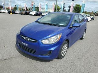 Used 2012 Hyundai Accent 5DR HB AUTO GL for sale in Gatineau, QC