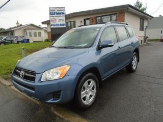 Used 2010 Toyota RAV4 for sale in Ancienne Lorette, QC