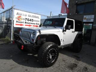 Used 2012 Jeep Wrangler 4 RM 2 portes Sport for sale in Montréal, QC