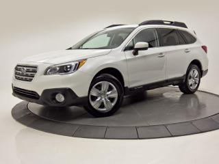 Used 2017 Subaru Outback 2.5i AWD BLUETOOTH BACK UP CAM for sale in Brossard, QC