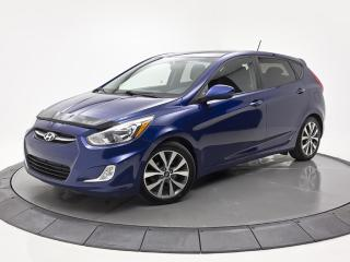 Used 2017 Hyundai Accent HB Auto SE MAG TOIT OUVRANT FOG for sale in Brossard, QC