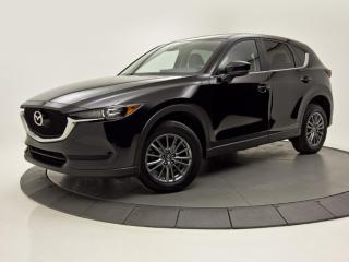Used 2018 Mazda CX-5 GS AWD HALF LEATHER BACK UP CAM for sale in Brossard, QC