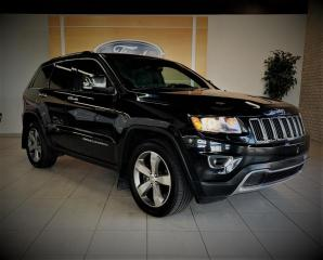 Used 2015 Jeep Grand Cherokee LIMITED - 20'' - CUIR/TOIT/GPS - CAMERA for sale in Drummondville, QC