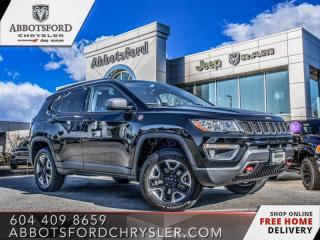 Used 2017 Jeep Compass Trailhawk  - $177 B/W for sale in Abbotsford, BC