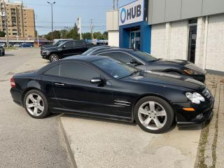 Used 2008 Mercedes-Benz SL-Class 5.5L V8 for sale in London, ON