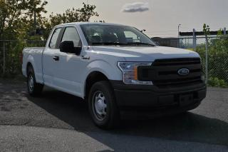 Used 2018 Ford F-150 XL SUPERCAB for sale in St-Hubert, QC