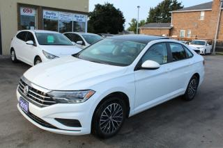 Used 2019 Volkswagen Jetta HIGHLINE for sale in Brampton, ON