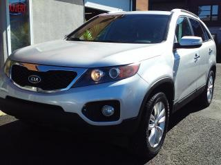 Used 2011 Kia Sorento EX V6 4x4 cuir bluetooth super propre 12 for sale in St-Charles-Borromée, QC