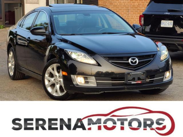 2010 Mazda MAZDA6 GT | 6 SPEED MANUAL | FULLY LOADED | NO ACCIDENTS
