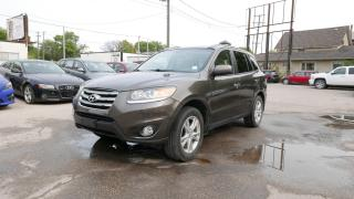 Used 2012 Hyundai Santa Fe LIMITED for sale in Winnipeg, MB