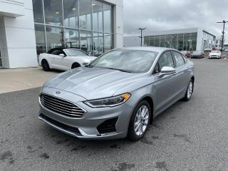 Used 2020 Ford Fusion Energi Sel Hybride Hybride for sale in Victoriaville, QC