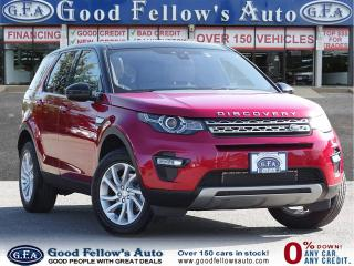 Used 2017 Land Rover Discovery Sport SPORT HSE, LEATHER SEAT, PANROOF, XENON HEADLIGHTS for sale in Toronto, ON